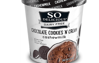 Save $2.00 off (1) So Delicious Dairy Free Frozen Mousse Coupon