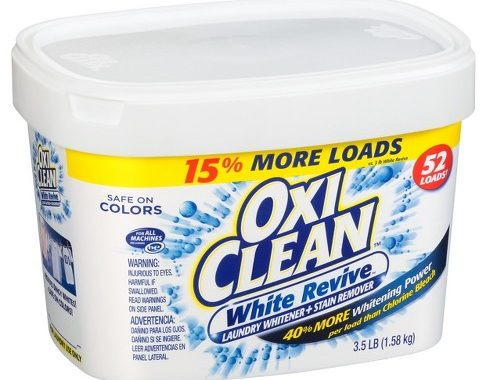Save $1.00 off (1) OxiClean White Revive Laundry Whitener Coupon