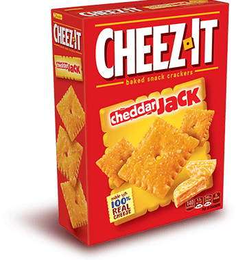 $1.00 off any (2) Cheez It Crackers Printable Coupon