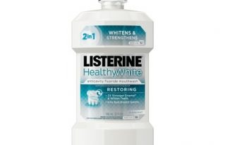 $2 off any (1) Listerine Healthy White Product Printable Coupon