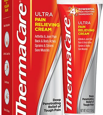 Save $2.00 off (1) Thermacare Ultra Pain Relieving Cream Coupon