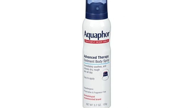 Save $2.00 off (1) Aquaphor Body Spray Printable Coupon