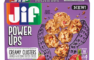 Save $0.75 off (1) Jif Power Ups Printable Coupon