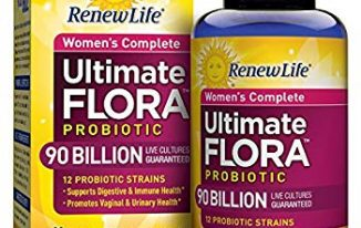 Save $3.00 off (1) Renew Life Probiotic Printable Coupon