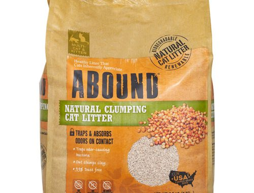 Save $1.50 off (1) Abound Cat Litter Printable Coupon