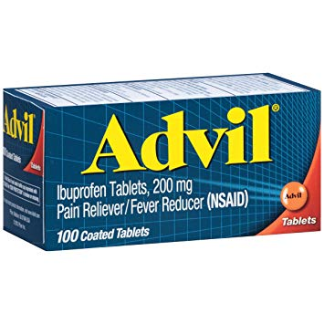 Save $2.00 off any (1) Advil with Printable Coupon