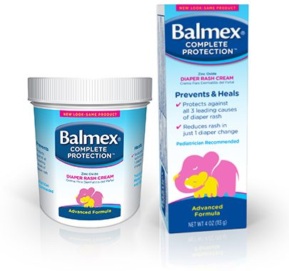 $2 off (1) Balmex Diaper Rash Cream Printable Coupon