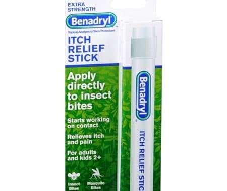 Save $1 off (1) Benadryl Itch Relief Stick Printable Coupon