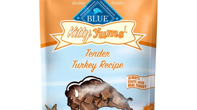Save $1.00 off (1) Blue Buffalo Cat Treats Printable Coupon