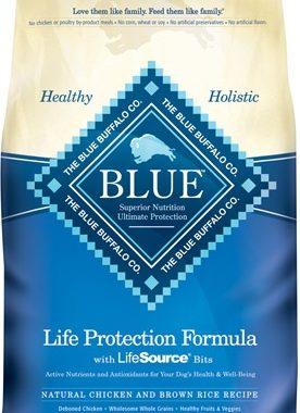 Save $4.00 off (1) Blue Buffalo Dog Food Printable Coupon