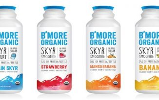 Save $1 off (1) B'More Organic Protein Smoothies Coupon
