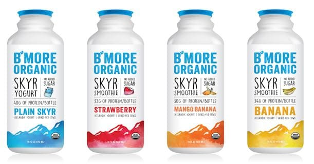 Save $1.00 off (1) B'More Organic Protein Smoothies Coupon