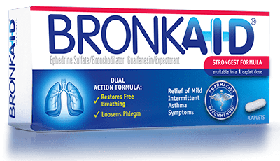 Save $2.00 off any (1) Bronkaid Printable Coupon