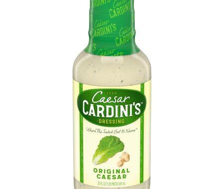 Save $1.00 off (1) Caesar Cardini's Salad Dressing Printable Coupon