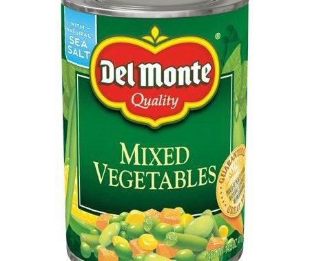 Save 0.50 off (4) Del Monte Canned Vegetable Coupon