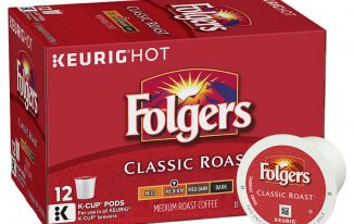 $2.50 off (2) Folgers K Cup Printable Coupon