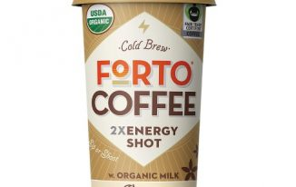 Save $1.00 off (1) Forto Coffee Shot Printable Coupon