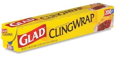 Save $0.75 off (1) Glad Cling Wrap Printable Coupon