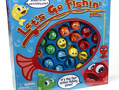 Let's Go Fishin'n Game only $5.00 at Amazon