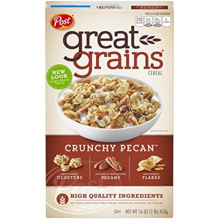 photo relating to Post Cereal Printable Coupons identify Conserve $1.00 off (2) Article Terrific Grains Cereals Printable Coupon