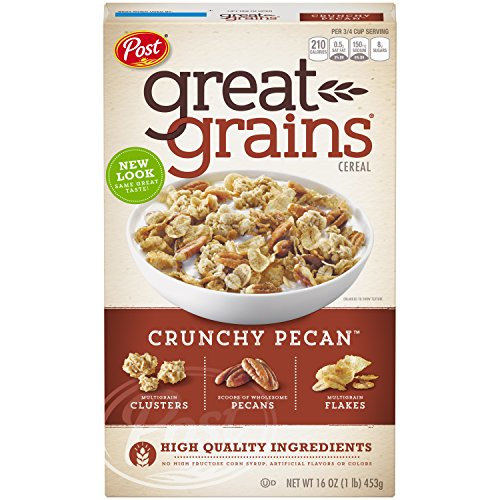 $1 Off (2) Post Great Grains Cereals With Printable Coupon