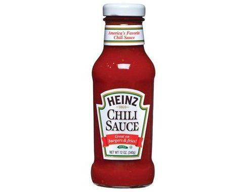 Save 0.50 off (2) Heinz Chili Sauce Printable Coupon