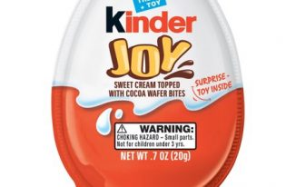 Save $1.00 off (3) Kinder Joy Single Eggs Coupon