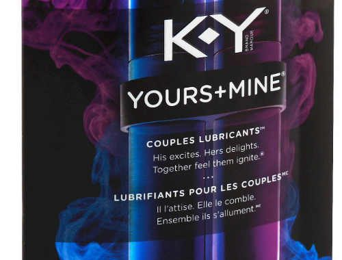 Save $5.00 off (1) K-Y Yours & Mine Pleasure Lubricant Coupon