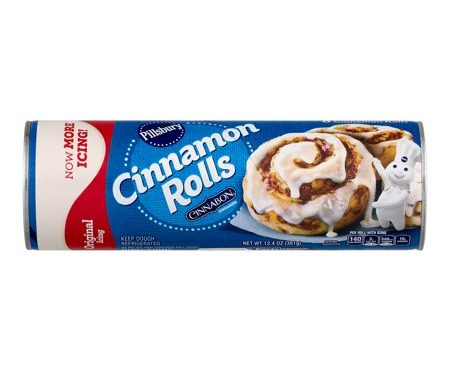 Save $0.30 off (1) Pillsbury Refrigerated Sweet Rolls Coupon