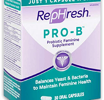 Save $2.00 off (1) Rephresh Pro B Printable Coupon