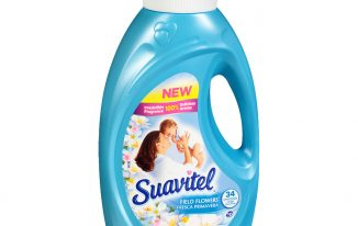 Save $0.50 off (1) Suavitel Fabric Softener Printable Coupon