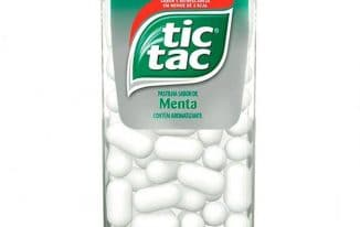 Save $0.50 off (1) Tic Tac Mints, Gum or Mixers Printable Coupon