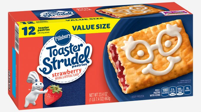 Save $1.00 off (2) Toaster Strudel Printable Coupon