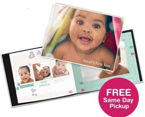 FREE 8×10 Photo Print from Walgreens – In Store Pickup