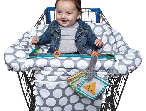 SAVE 17% on Boppy Luxe Shopping Cart & Restaurant High Chair Cover