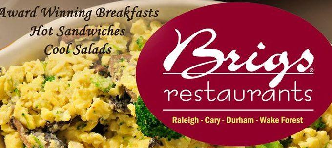 Brigs Restaurants Birthday Freebie | Free 50% Meal Discount