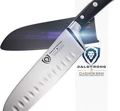 SAVE 66% on DALSTRONG Santoku Knife 7″ (180mm)