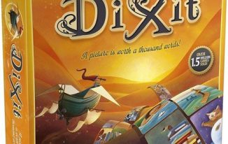 SAVE 28% on Dixit Party Card Game (Imaginative Storytelling)