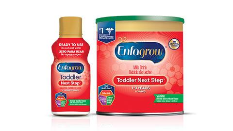 Get FREE Enfagrow Toddler Formula Samples | FREE Mail Samples
