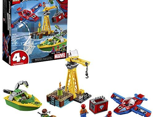 SAVE 20% on LEGO Marvel Spiderman: Doc Ock Diamond Heist