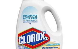 Save $2 off (1) Clorox Free & Clear Printable Coupon