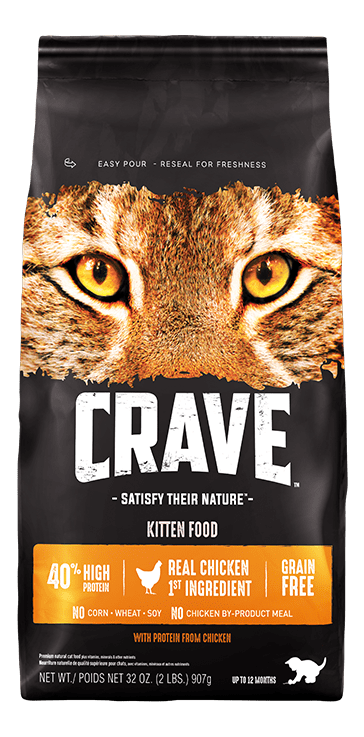 photograph relating to Printable Cat Food Coupons identified as Preserve $5 off any (1) Crave Cat Food stuff Printable Coupon