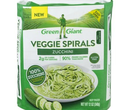 Save $1.00 off (1) Green Giant Veggie Spirals Coupon