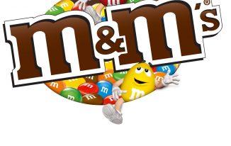 Save $1.00 off (2) M&M's Chocolate Bar Printable Coupon