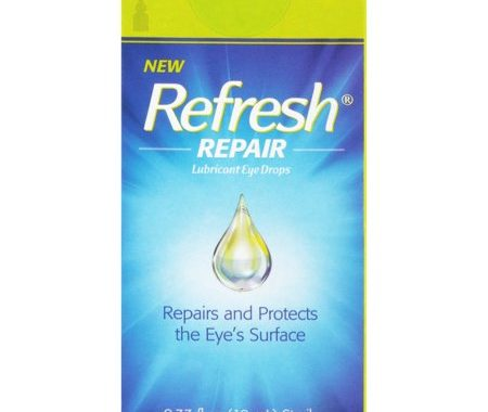 Save $5.00 off (1) Refresh Repair Lubricant Eye Drops Coupon