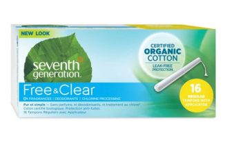 Save $1.50 off (1) Seventh Generation Period Care Coupon