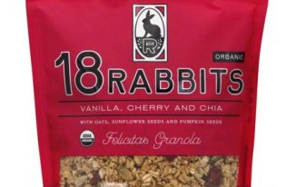Save $0.75 off (1) 18 Rabbits Organic Granola Cereal Coupon