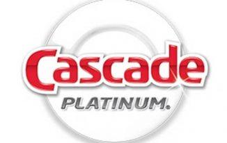 Get FREE Cascade Platinum ActionPacs Dishwasher Detergent