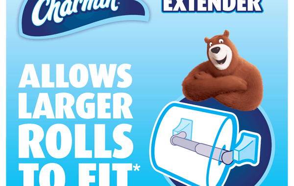 Get FREE Charmin Roll Extender | Free Mail Delivery