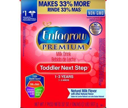 Save $3.00 off (1) Enfagrow Premium Toddler Powder Coupon